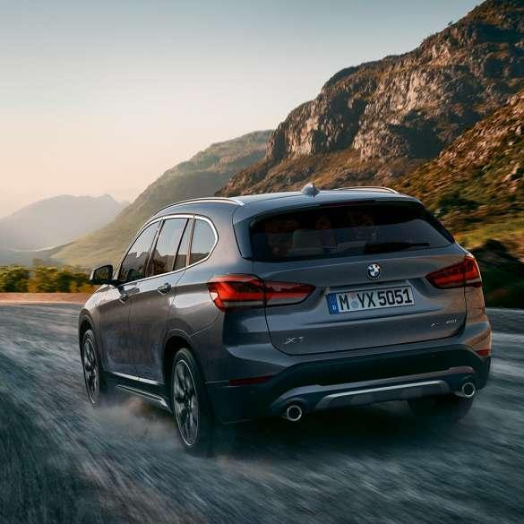 Bmw X1: BMW X1: Fleksibel Og Dynamisk SAV