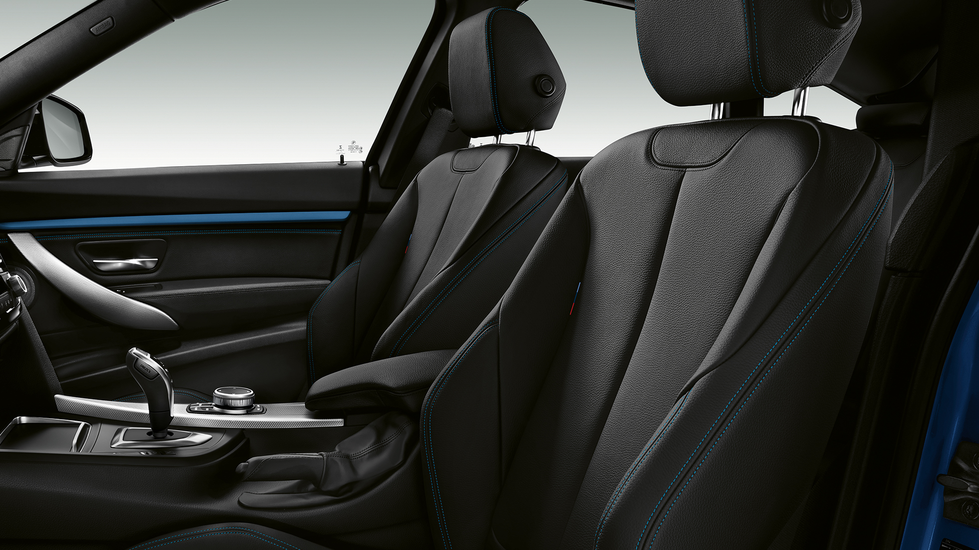 BMW 3 Series Gran Turismo, Model M Sport seats