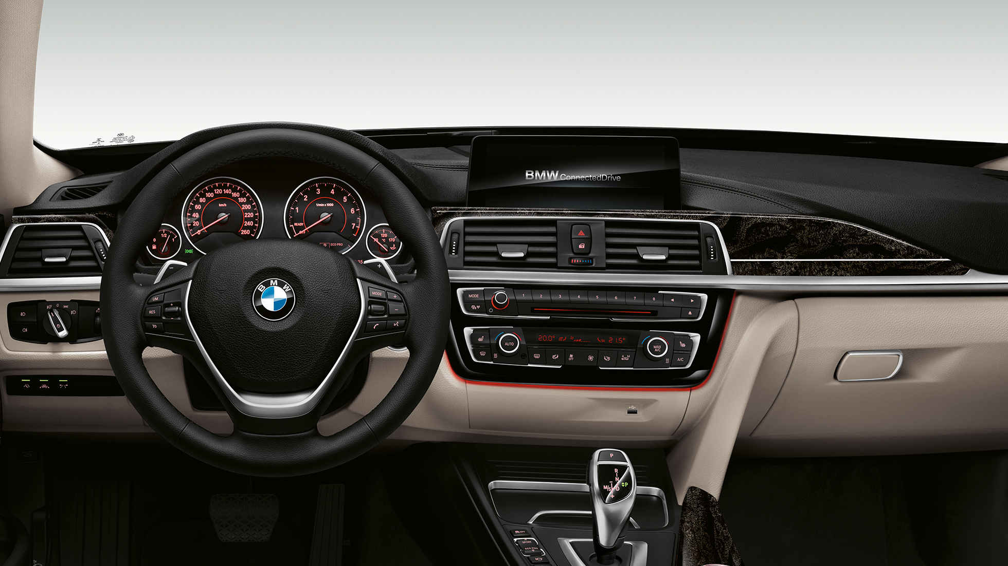 BMW 3 Series Gran Turismo, Model Sport Line seats