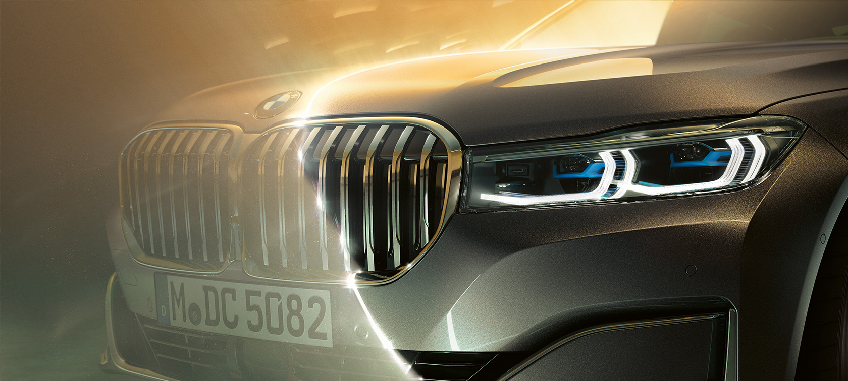 BMW 7-serie sedan tekniske data
