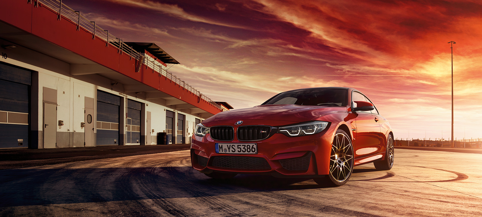 BMW M4 Coupé tekniske data