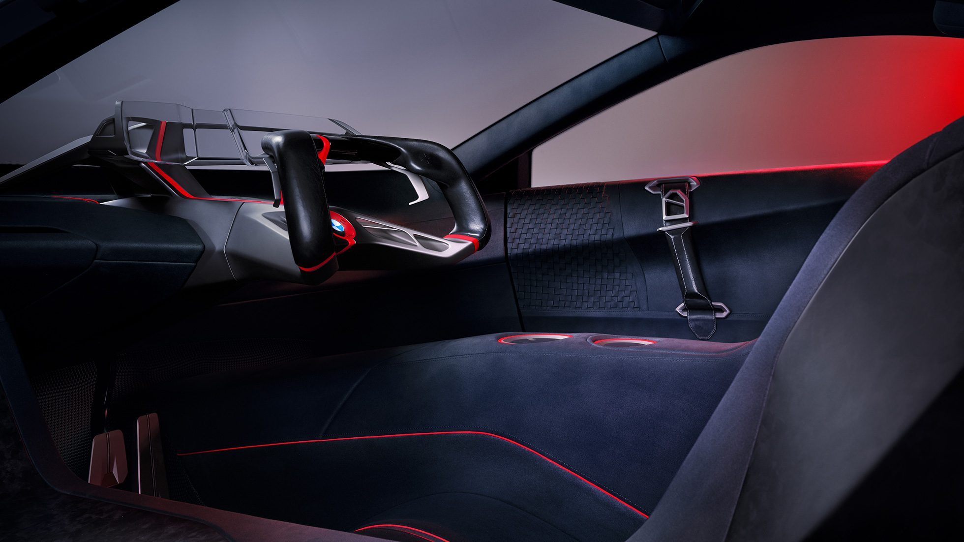 BMW Vision M NEXT, kupé, design, barnesete