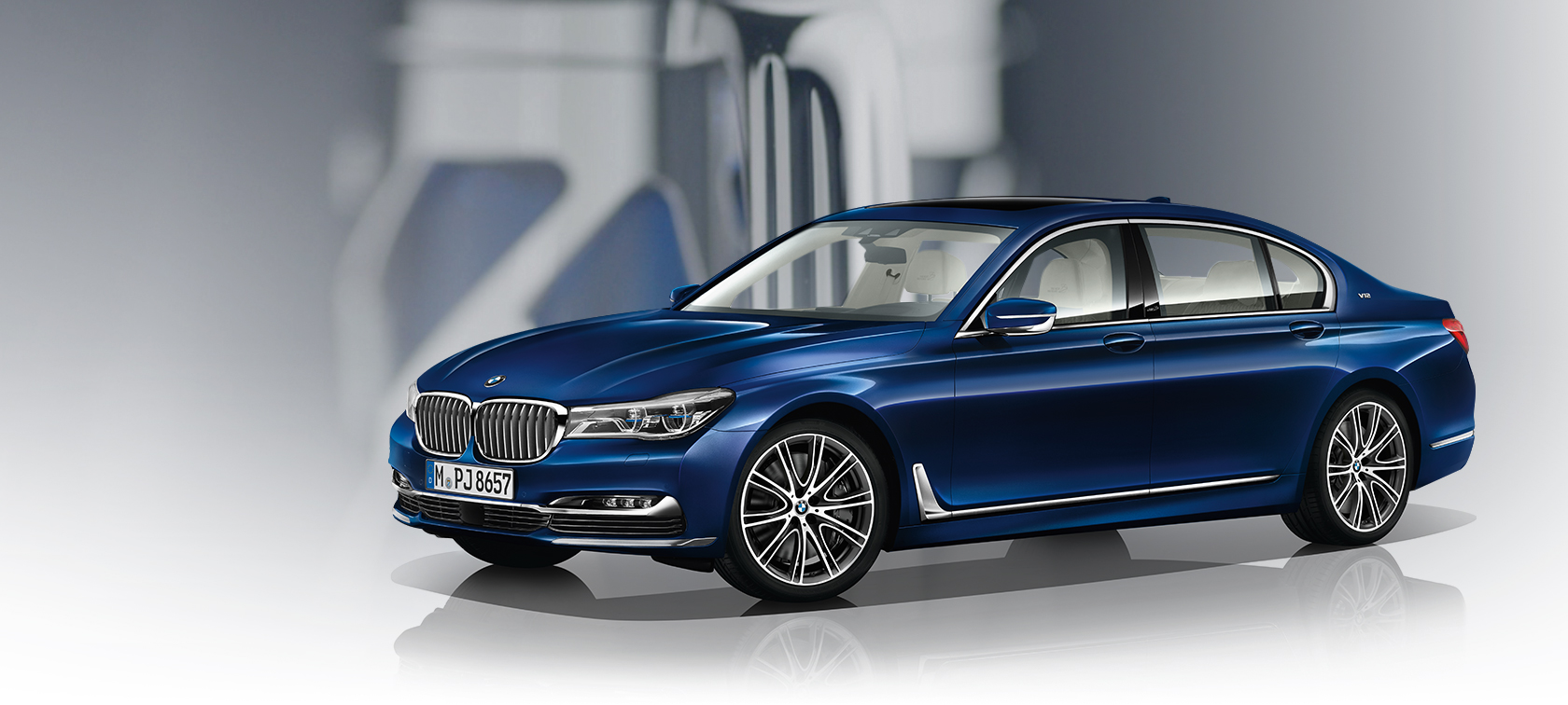 BMW 7-serie Individual