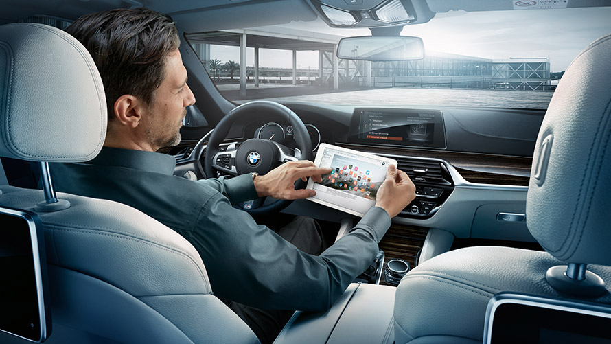 bmw connecteddrive digitale tjenester bmw. Black Bedroom Furniture Sets. Home Design Ideas